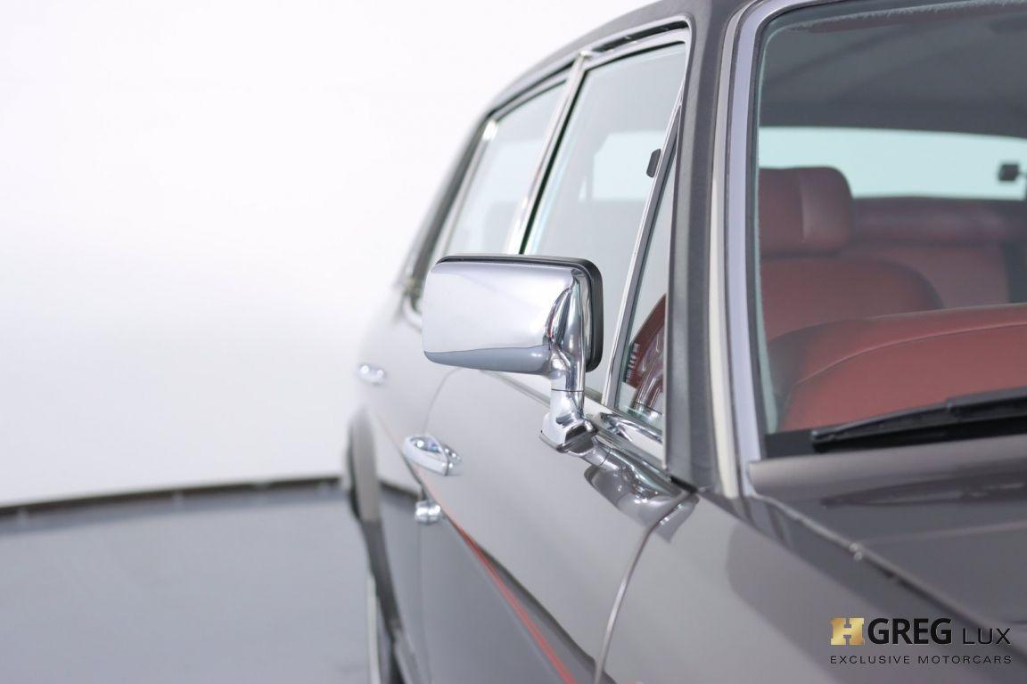 1986 Rolls Royce Silver Spur  #7