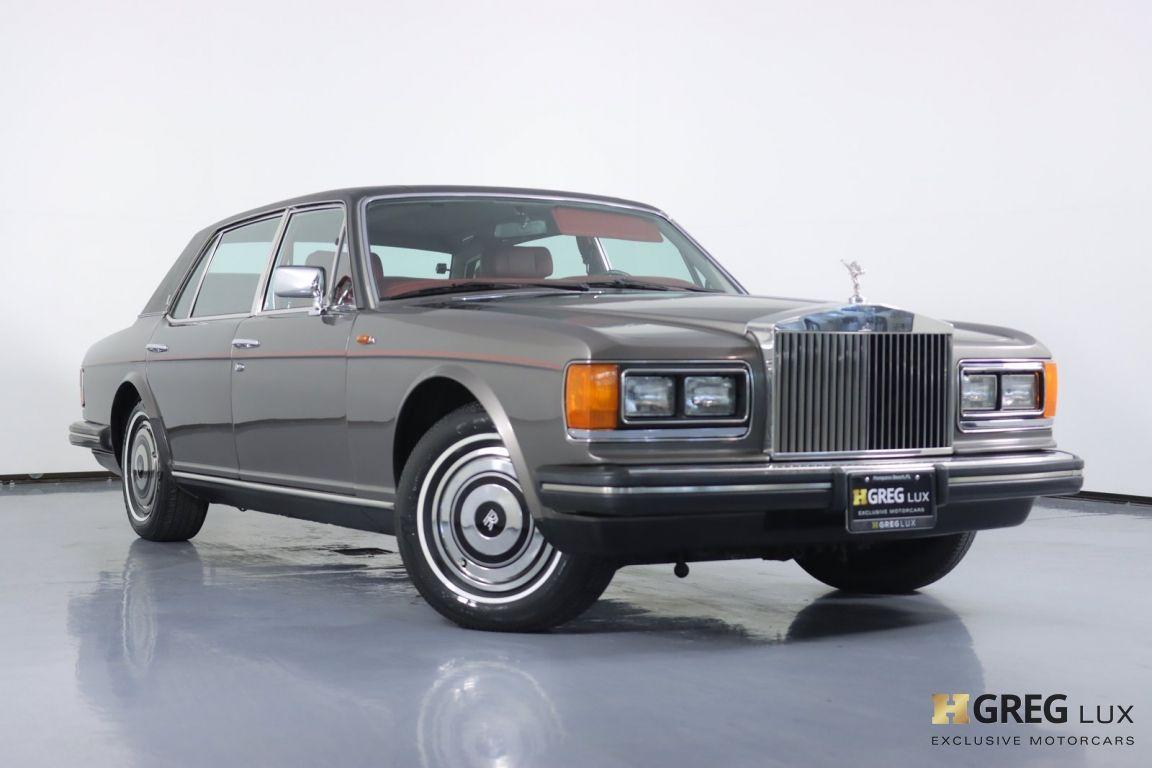1986 Rolls Royce Silver Spur  #27