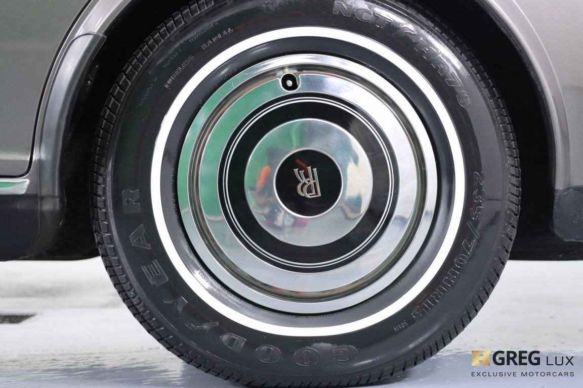 1986 Rolls Royce Silver Spur  #25