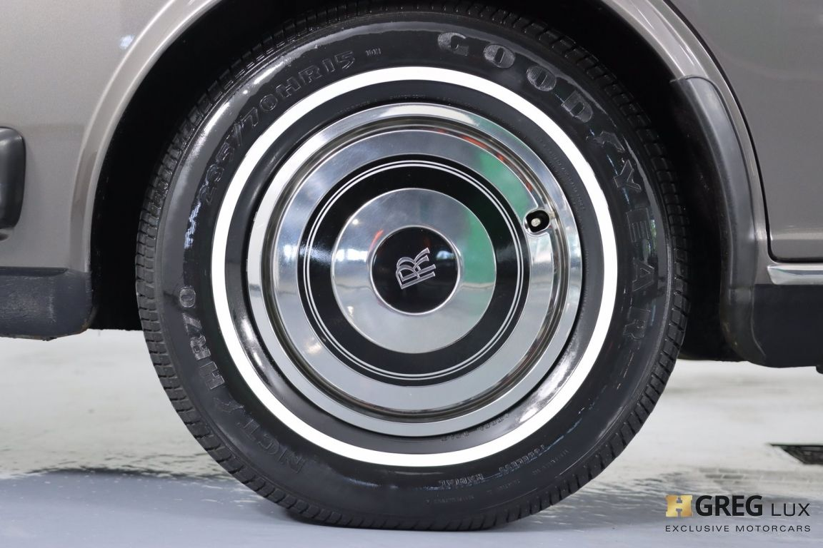 1986 Rolls Royce Silver Spur  #14