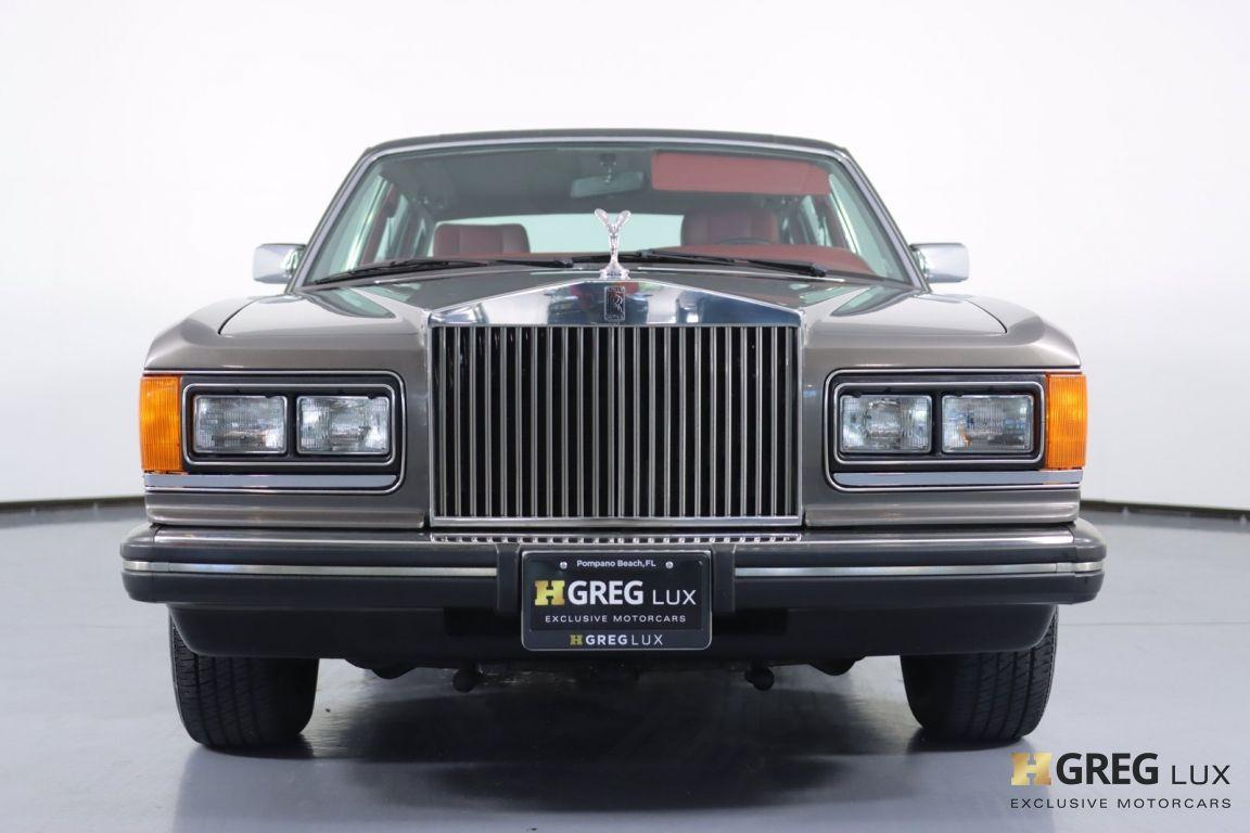 1986 Rolls Royce Silver Spur  #3
