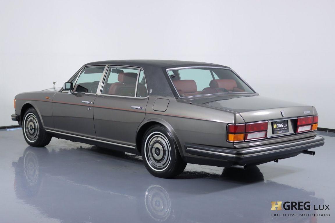 1986 Rolls Royce Silver Spur  #21
