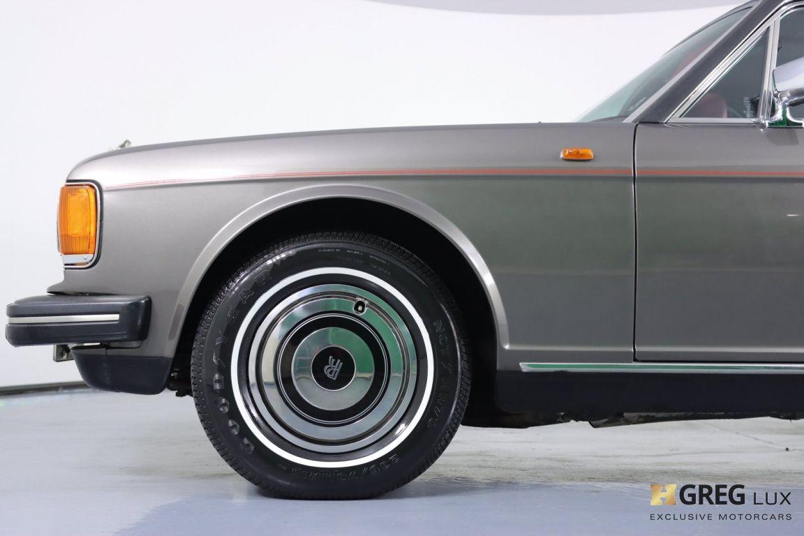 1986 Rolls Royce Silver Spur  #22