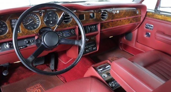 1986 Rolls Royce Silver Spur  #1