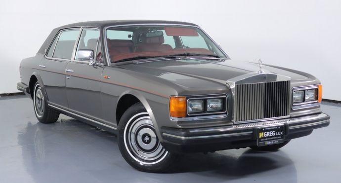1986 Rolls Royce Silver Spur  #0