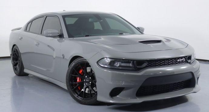 2019 Dodge Charger SRT Hellcat #0