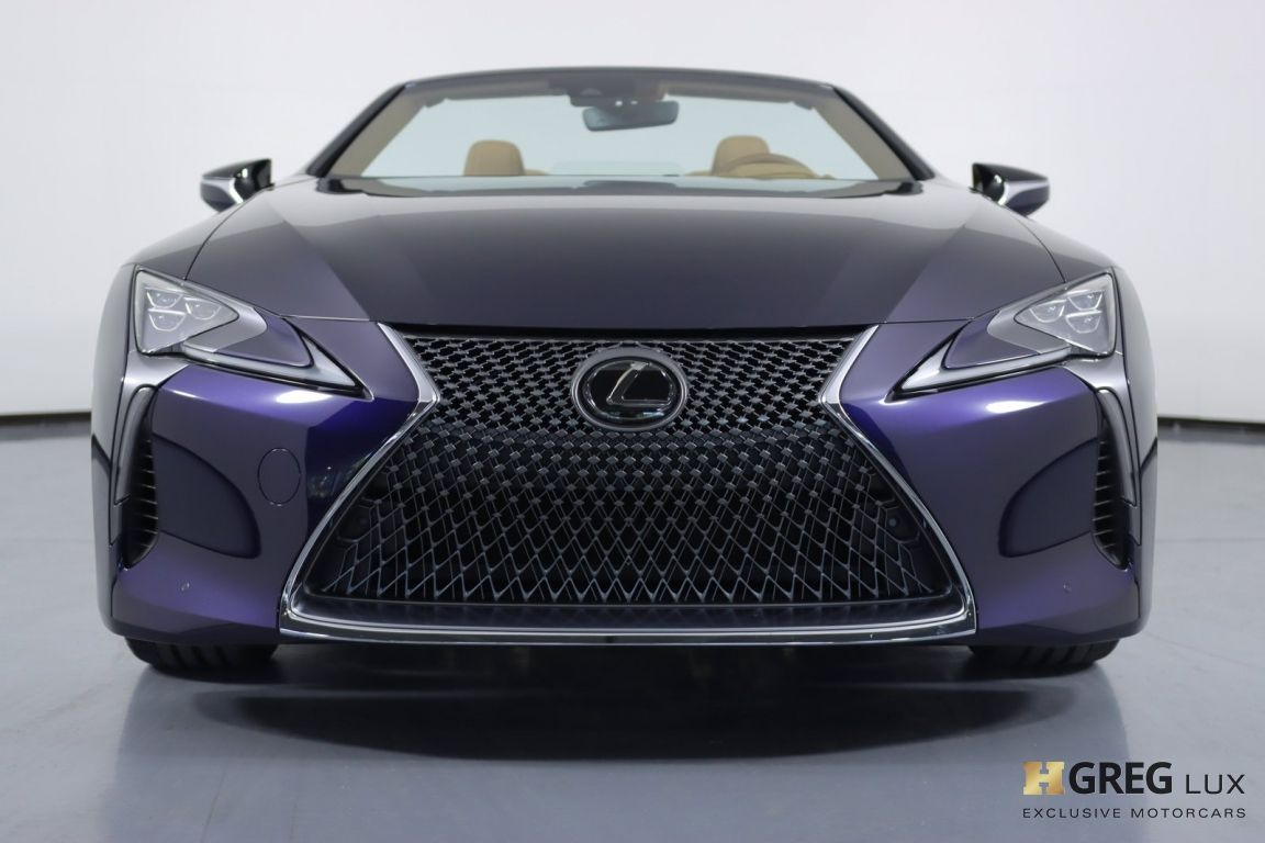 2021 Lexus LC LC 500 #5