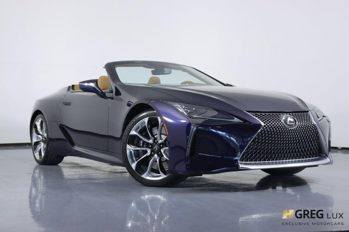 2021 Lexus LC LC 500 #29