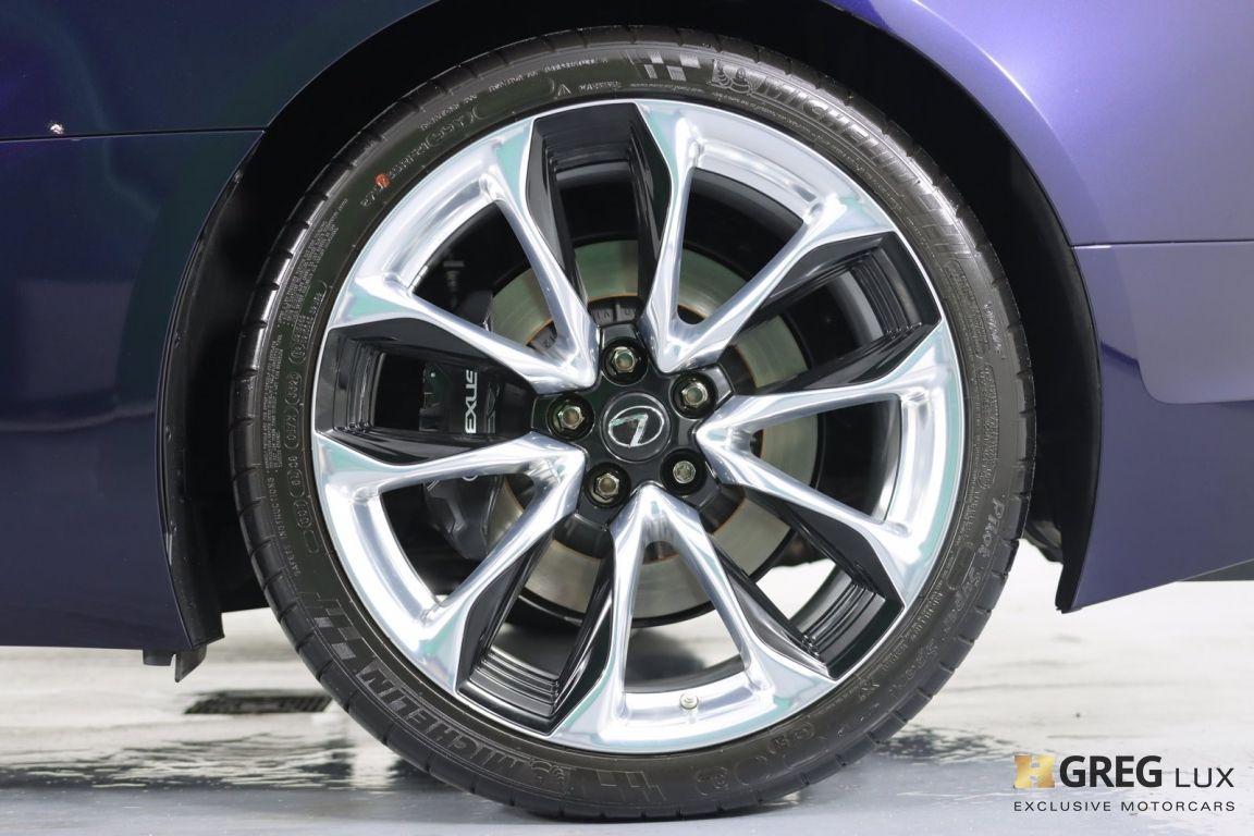 2021 Lexus LC LC 500 #27