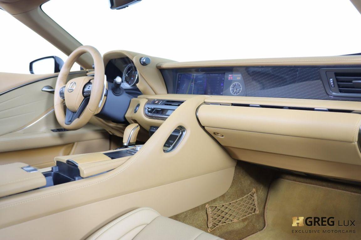 2021 Lexus LC LC 500 #30