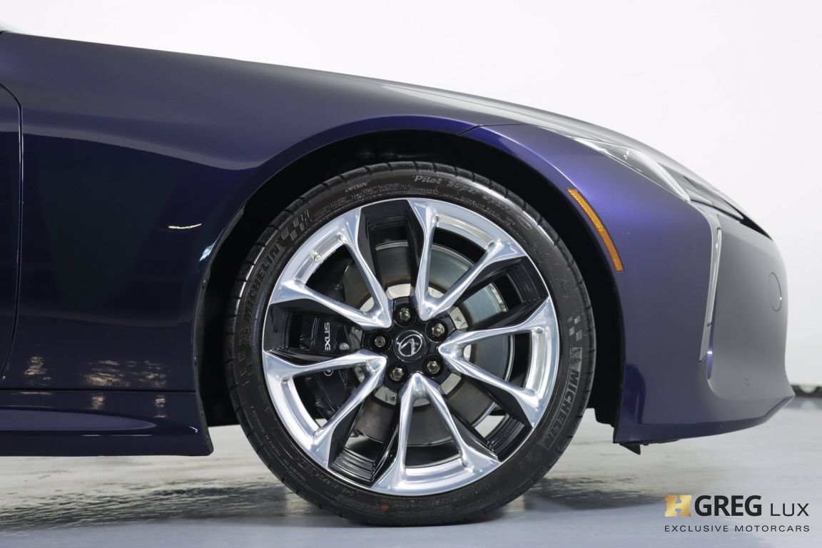 2021 Lexus LC LC 500 #13