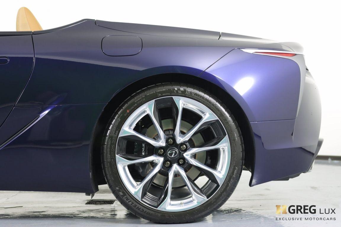 2021 Lexus LC LC 500 #26