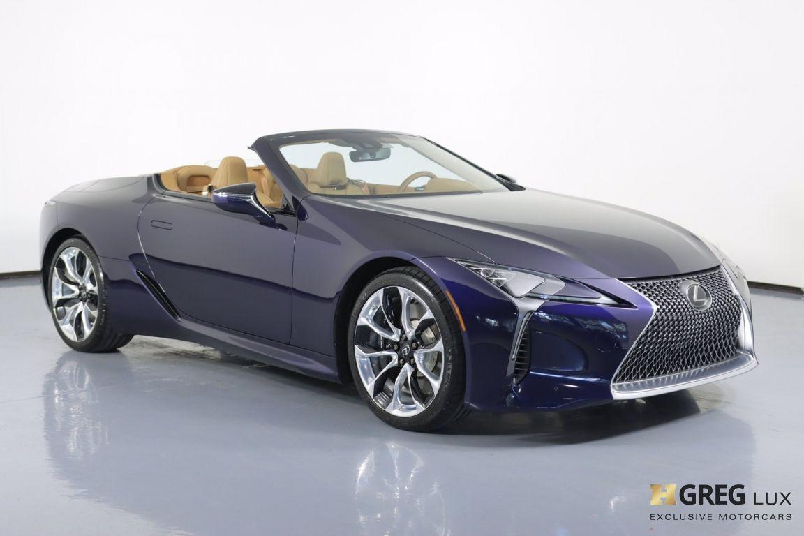 2021 Lexus LC LC 500 #11