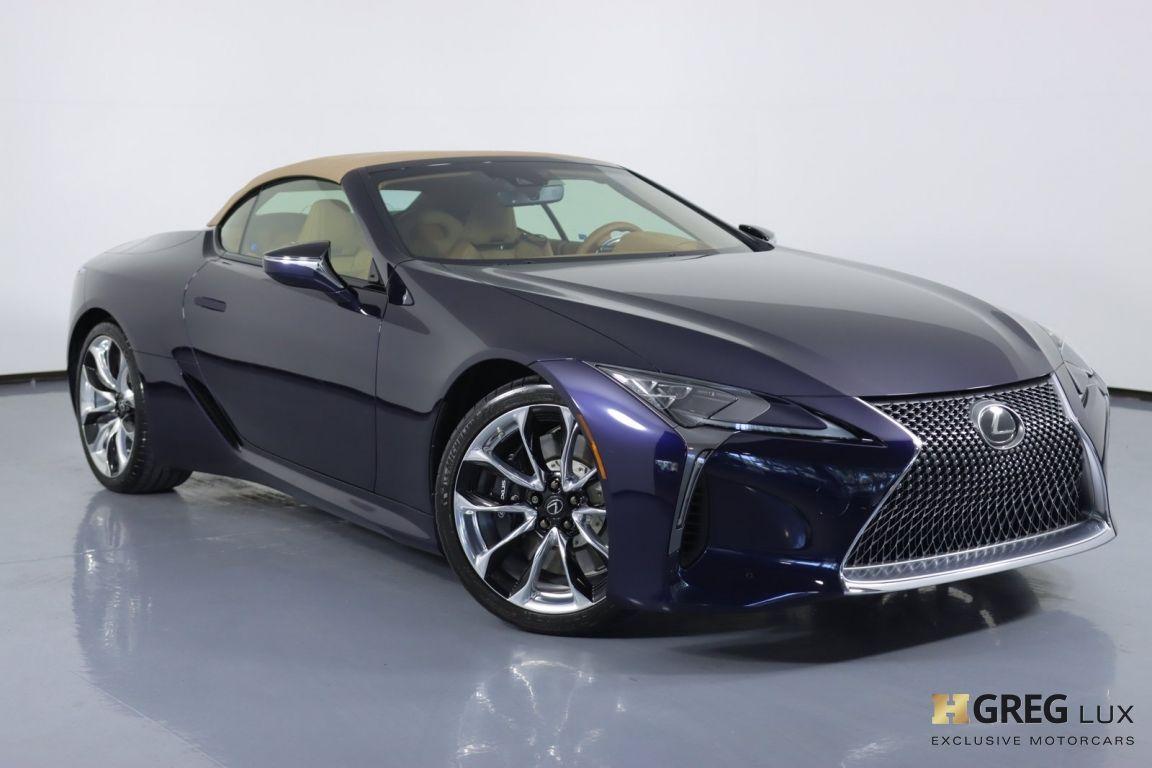 2021 Lexus LC LC 500 #3