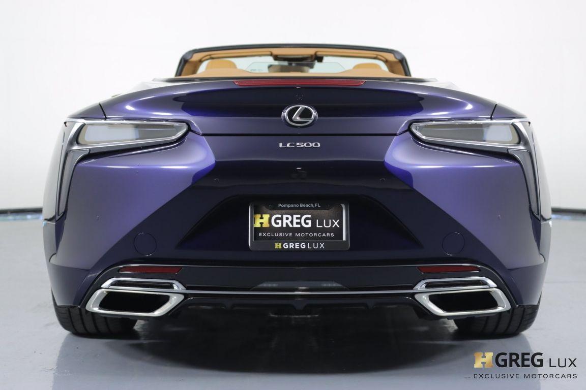 2021 Lexus LC LC 500 #18