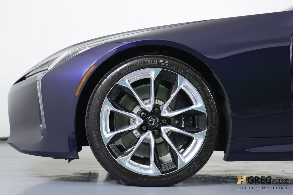 2021 Lexus LC LC 500 #24