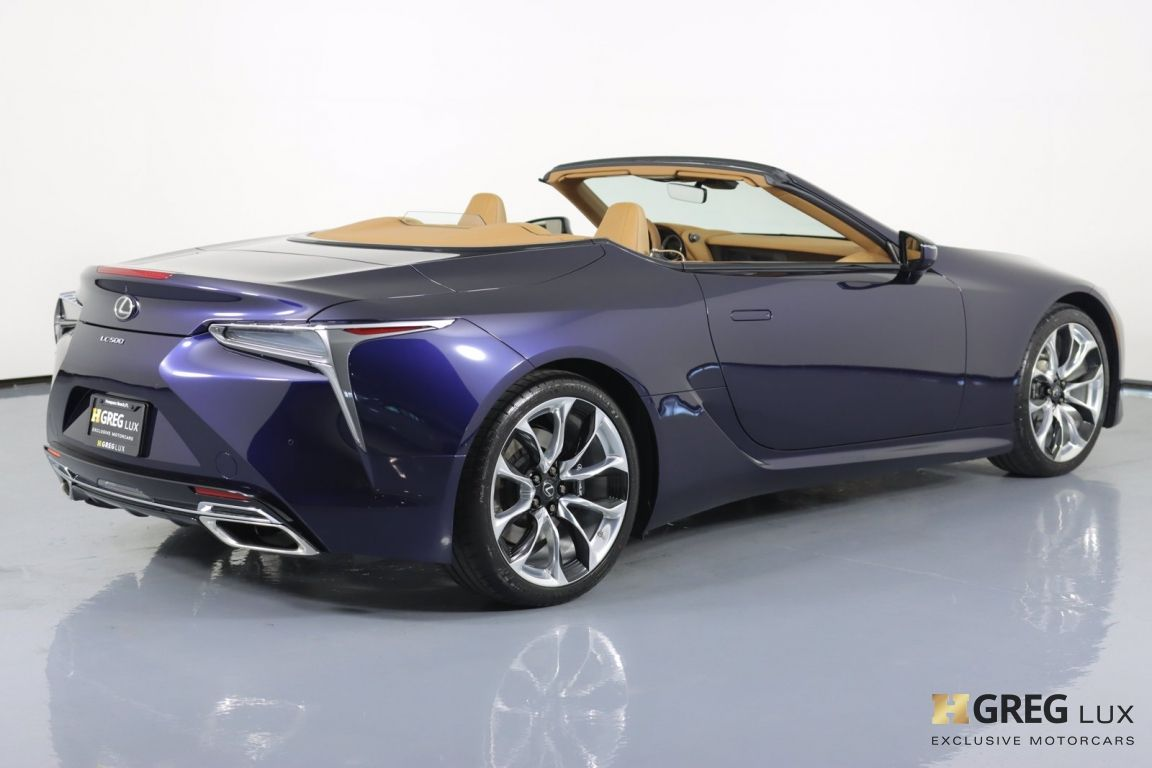 2021 Lexus LC LC 500 #17
