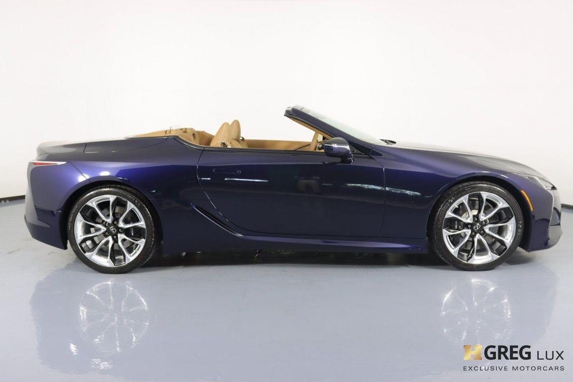 2021 Lexus LC LC 500 #12