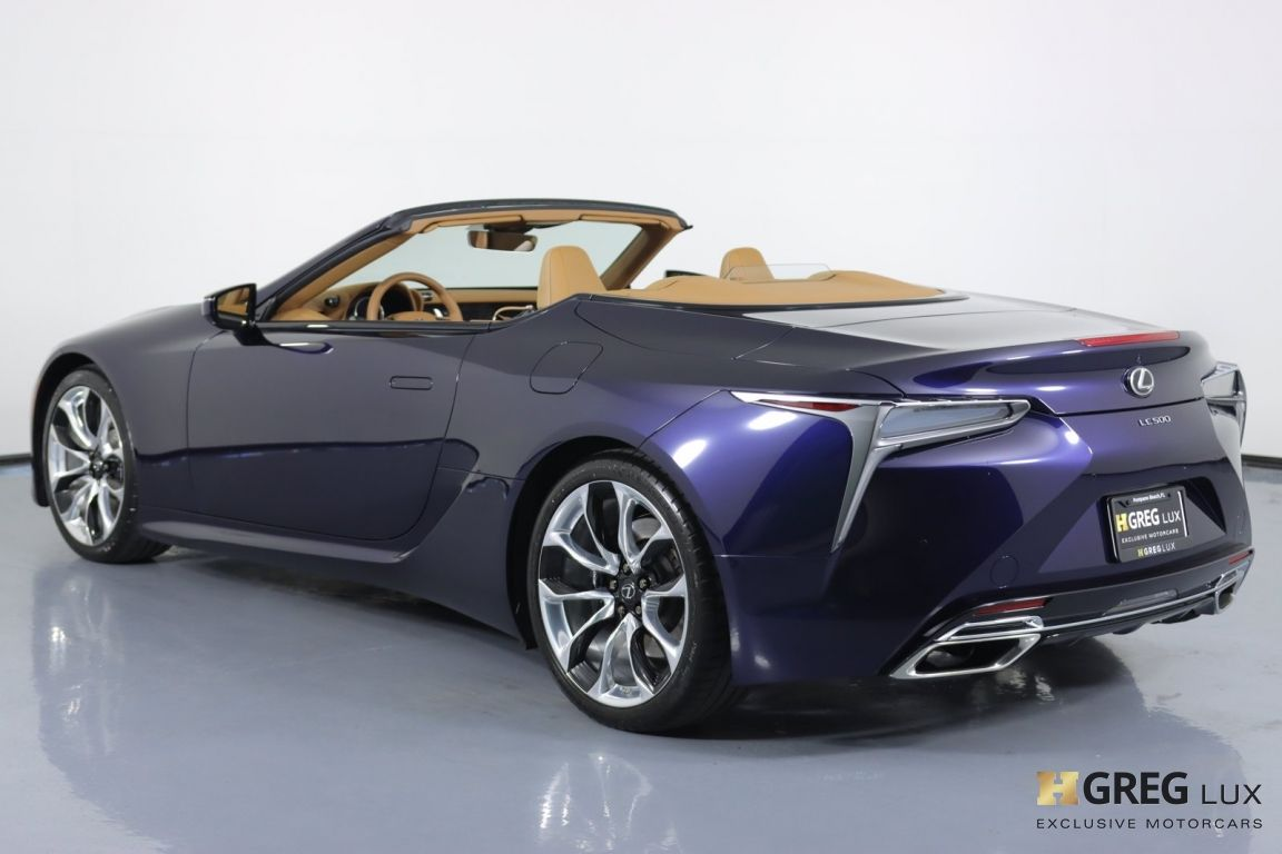 2021 Lexus LC LC 500 #22