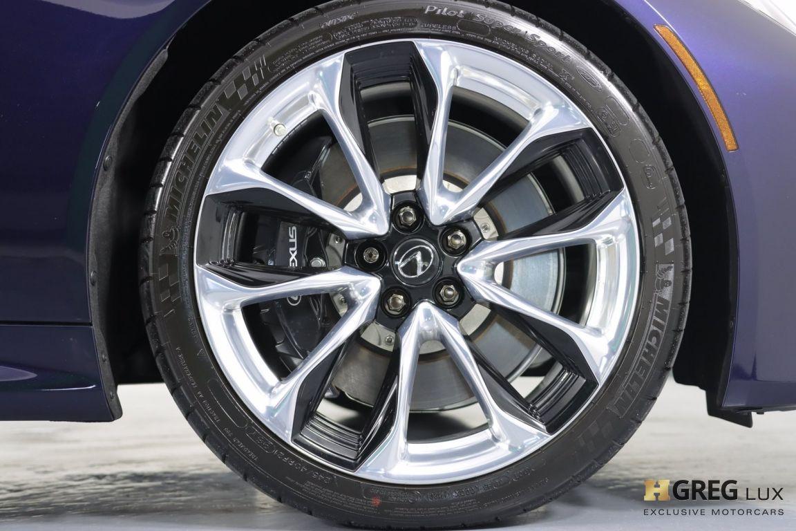 2021 Lexus LC LC 500 #14