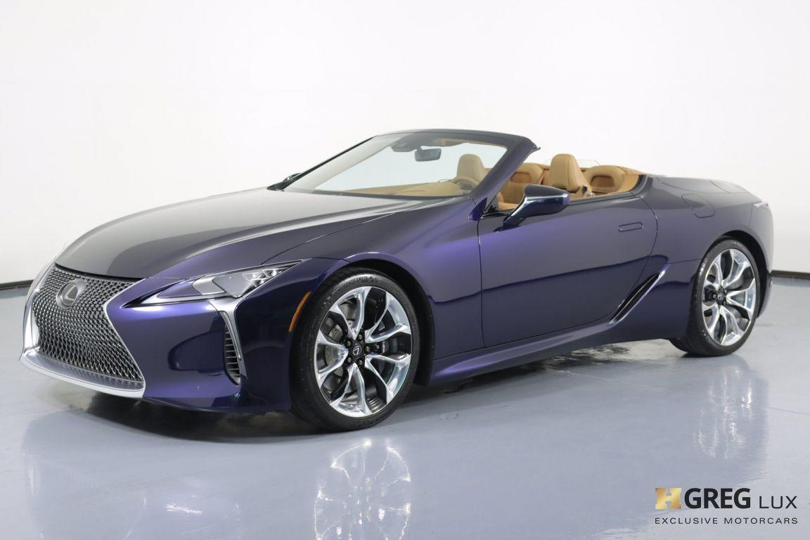 2021 Lexus LC LC 500 #28