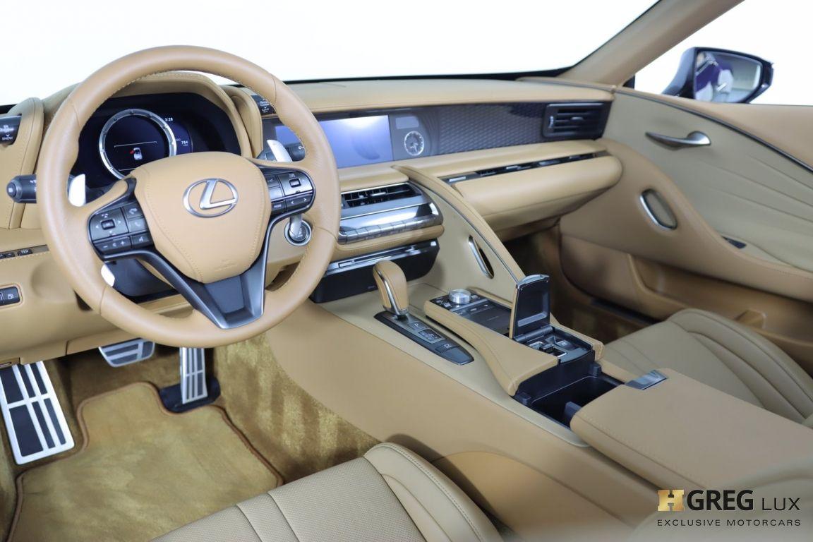 2021 Lexus LC LC 500 #1