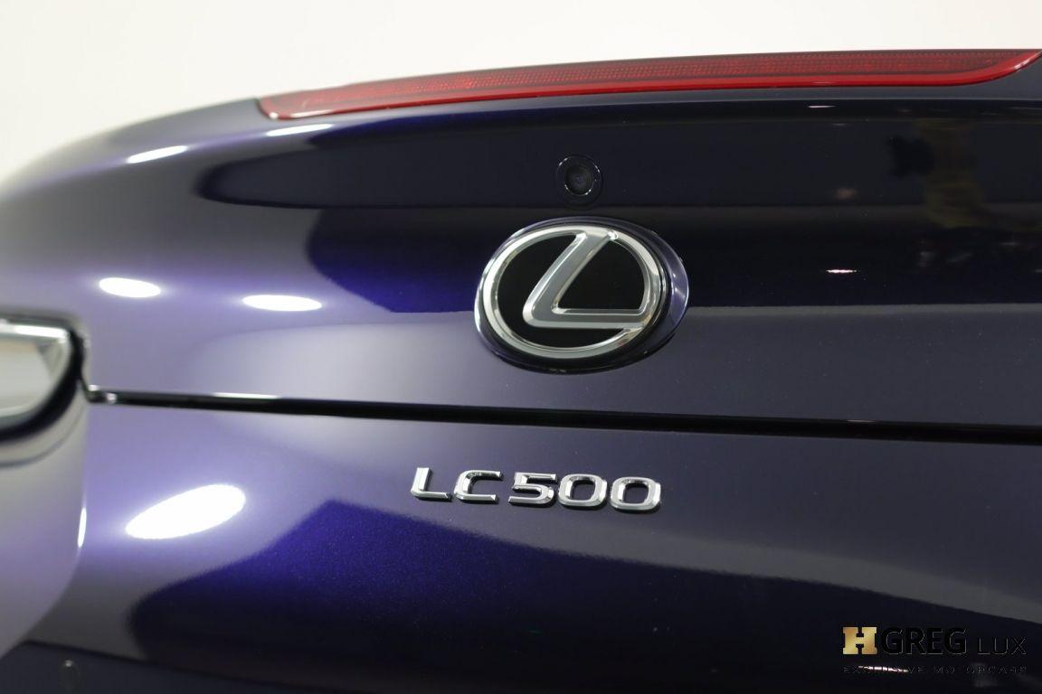 2021 Lexus LC LC 500 #21