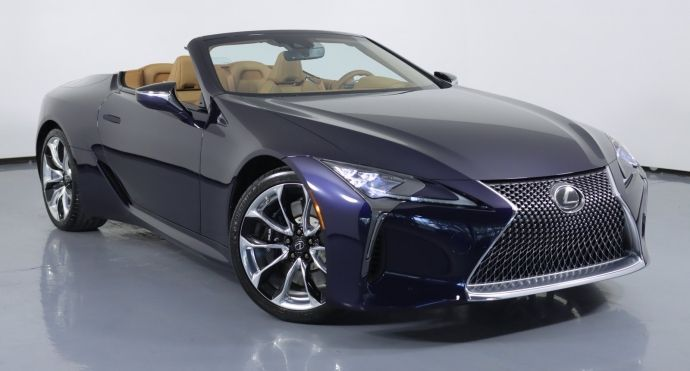 2021 Lexus LC LC 500 #0