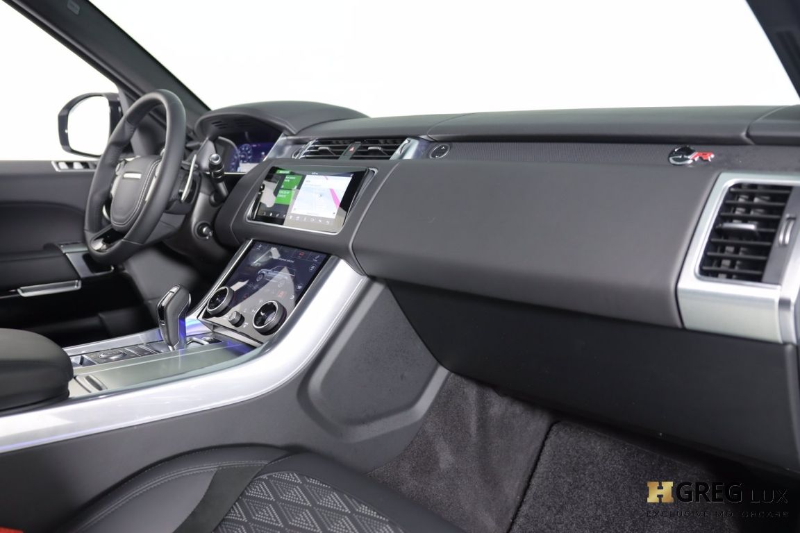 2021 Land Rover Range Rover Sport SVR #28