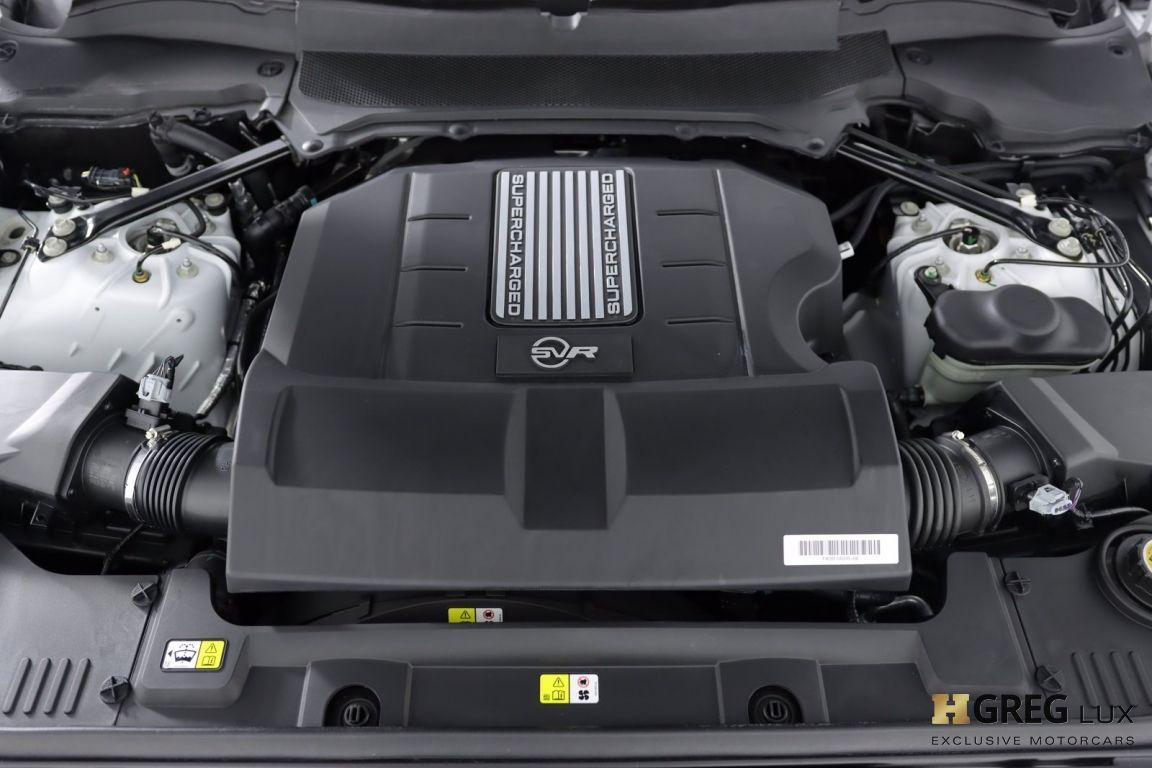 2021 Land Rover Range Rover Sport SVR #53