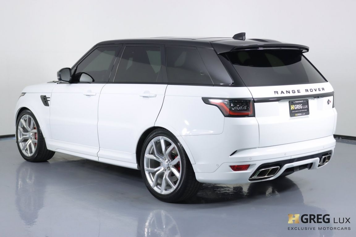 2021 Land Rover Range Rover Sport SVR #20
