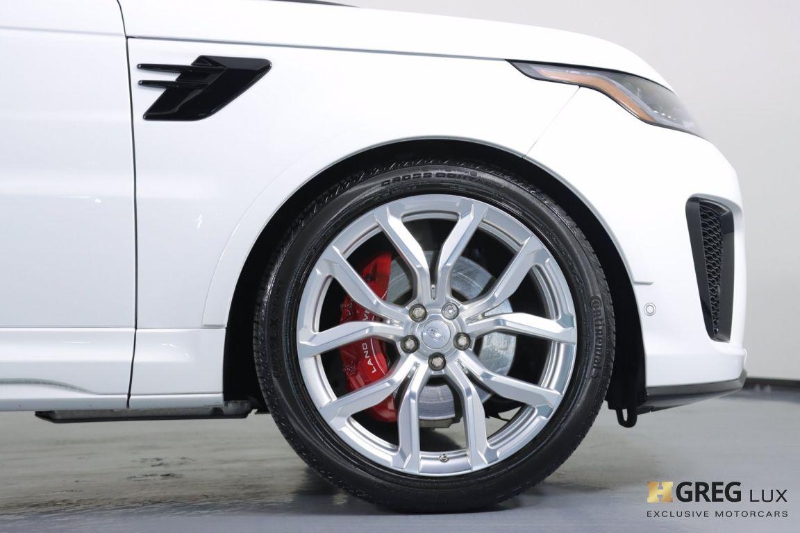 2021 Land Rover Range Rover Sport SVR #11