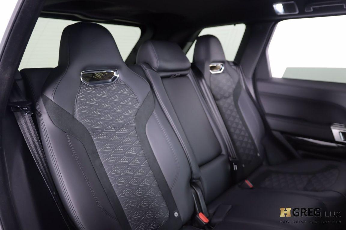 2021 Land Rover Range Rover Sport SVR #34