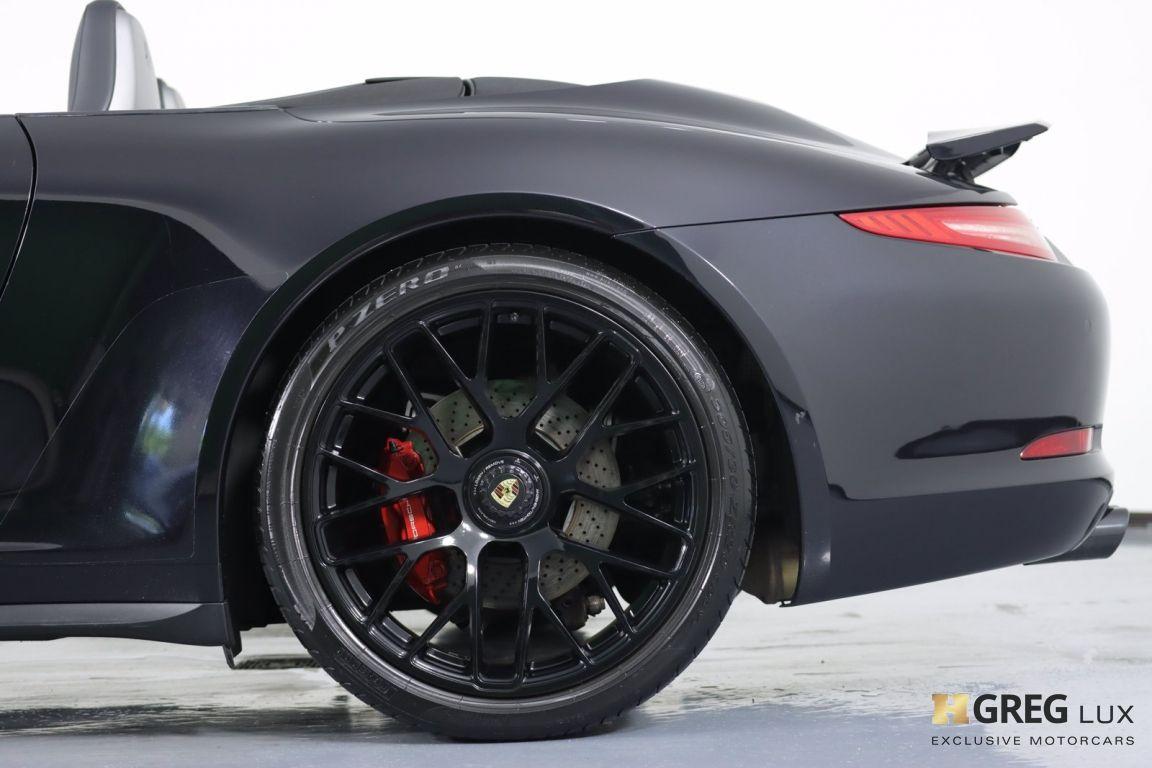 2016 Porsche 911 Carrera GTS #26