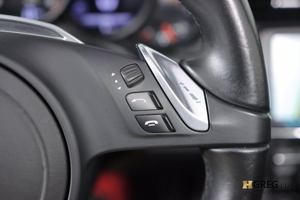 2016 Porsche 911 Carrera GTS #51