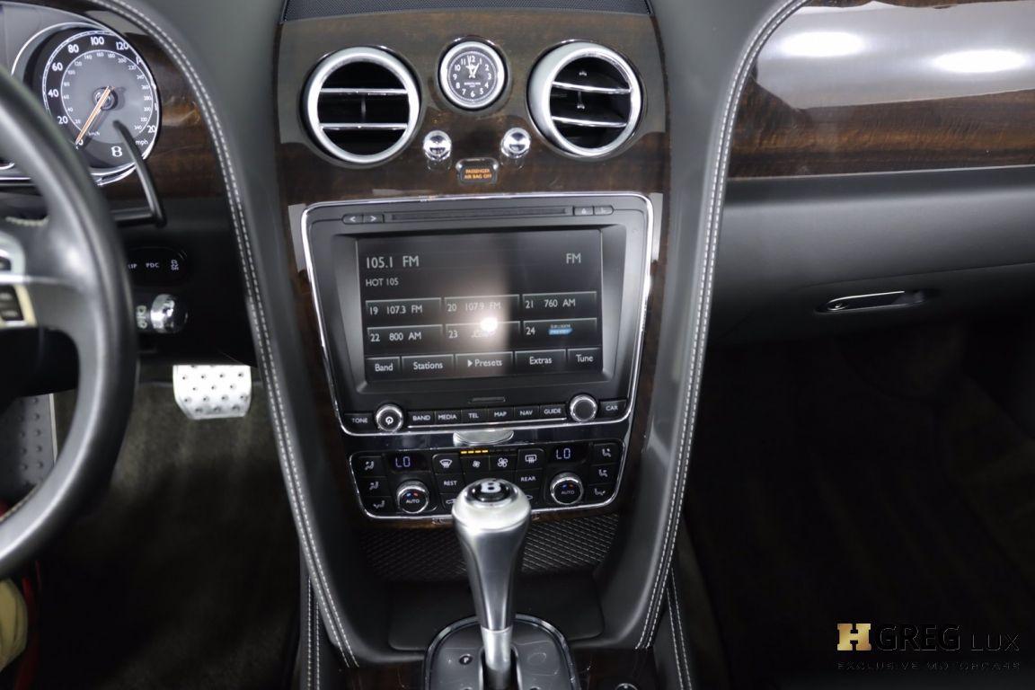 2015 Bentley Continental GT  #40
