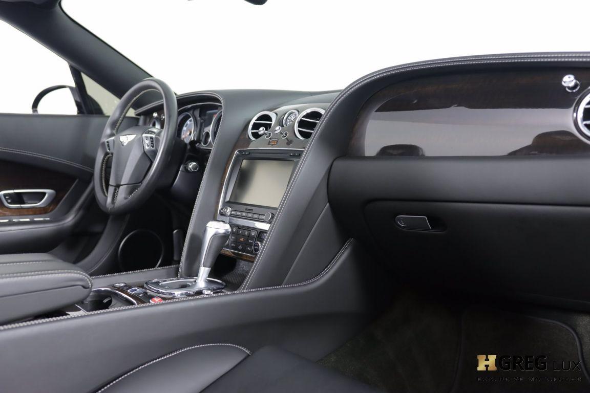 2015 Bentley Continental GT  #28