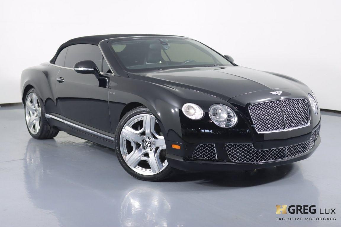 2015 Bentley Continental GT  #3