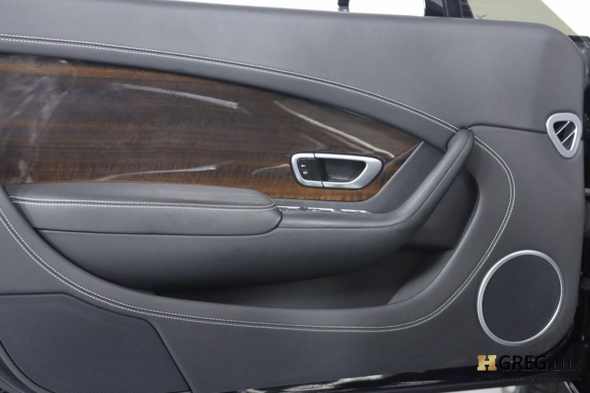 2015 Bentley Continental GT  #36