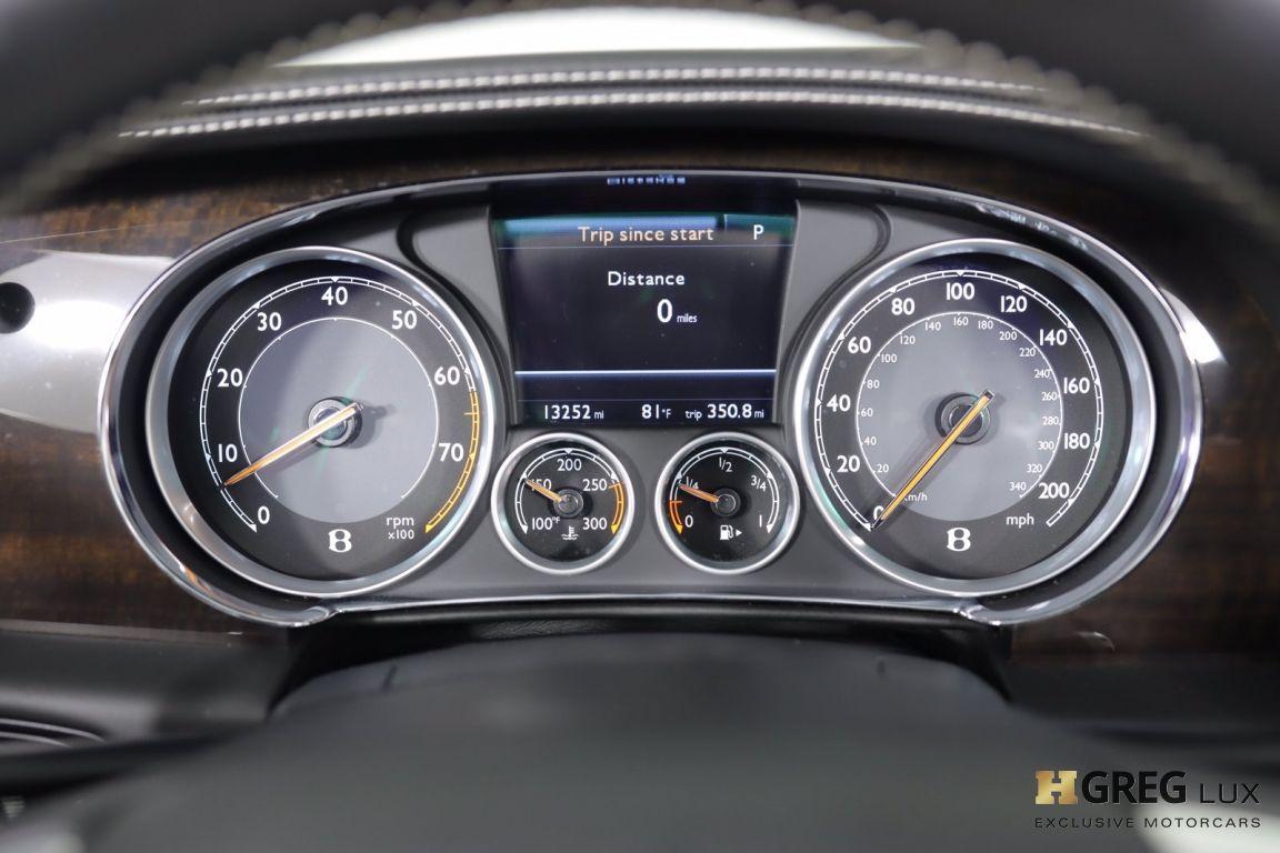 2015 Bentley Continental GT  #46