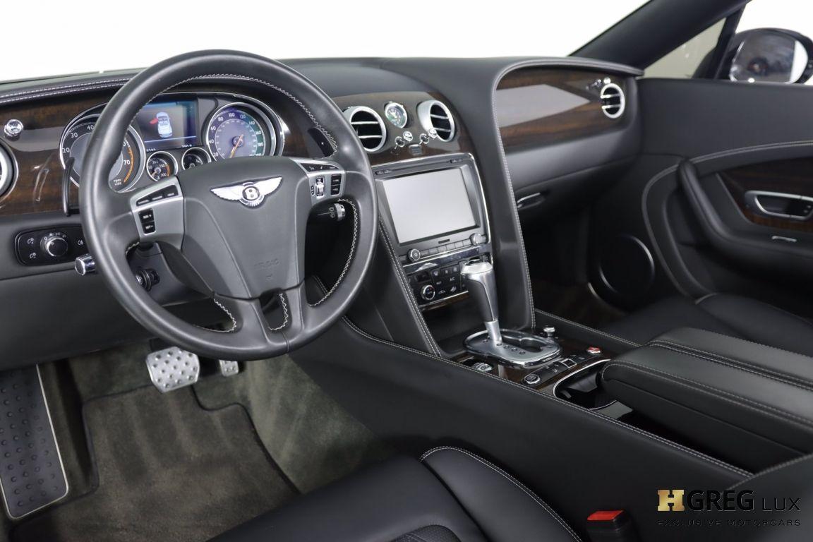 2015 Bentley Continental GT  #1