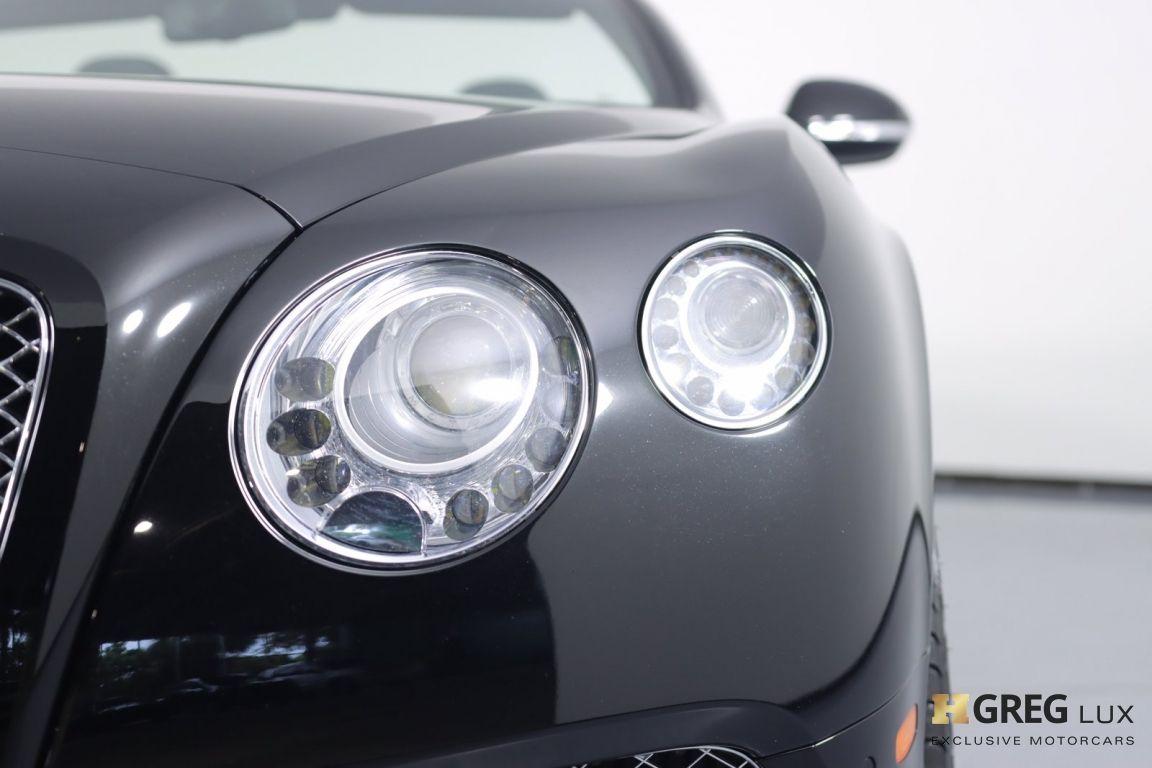 2015 Bentley Continental GT  #6