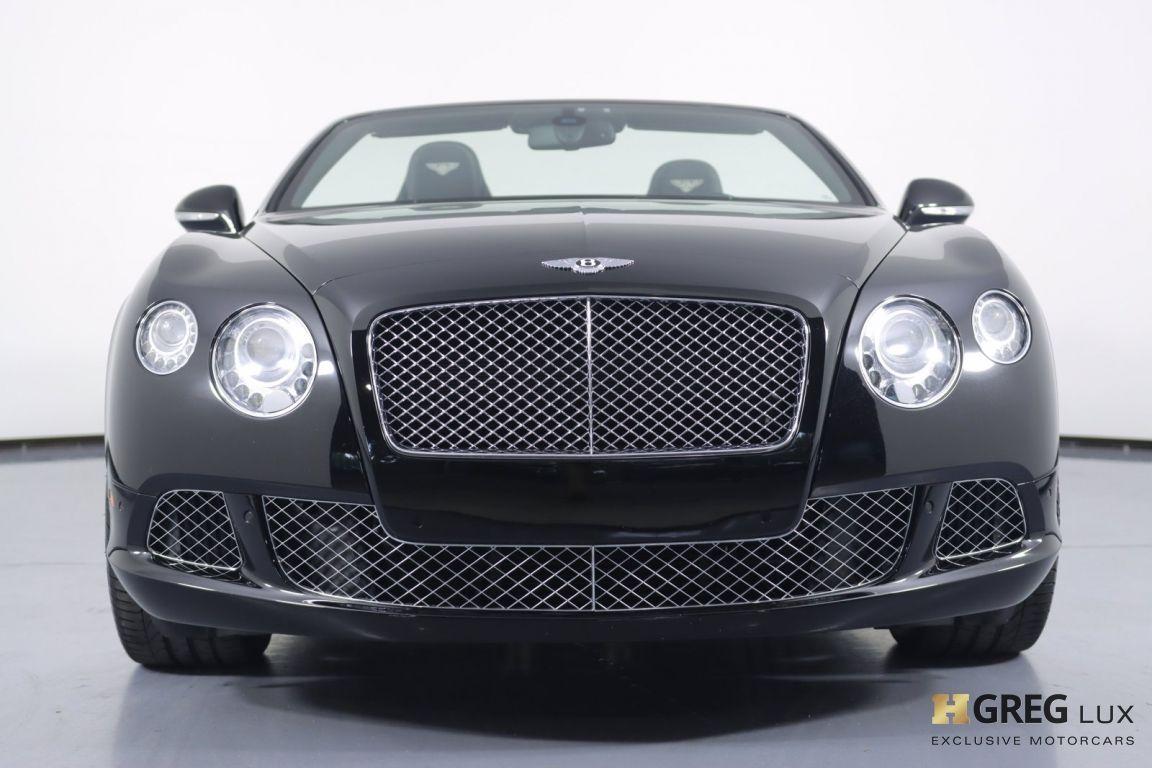 2015 Bentley Continental GT  #4