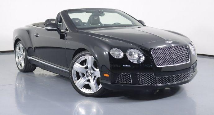 2015 Bentley Continental GT  #0