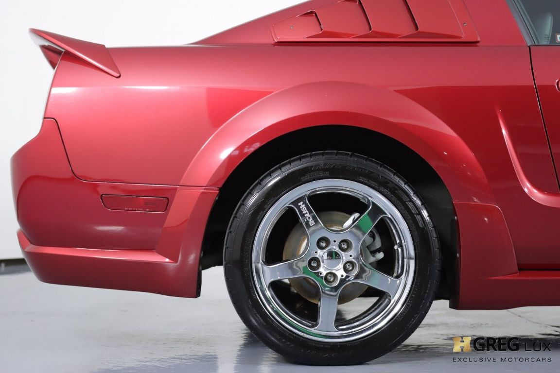 2007 Ford Mustang GT Deluxe #13