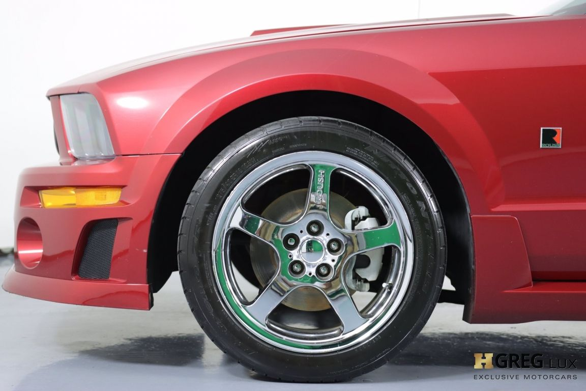 2007 Ford Mustang GT Deluxe #22