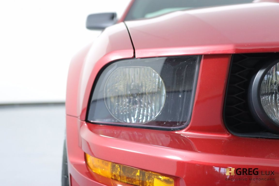 2007 Ford Mustang GT Deluxe #4
