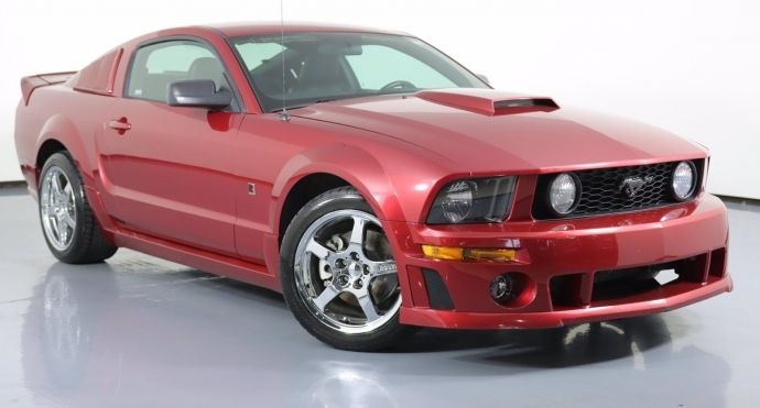 2007 Ford Mustang GT Deluxe #0