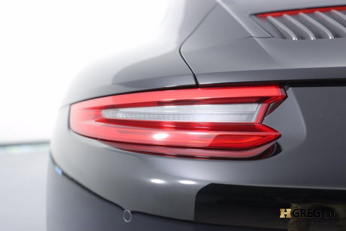 2019 Porsche 911 Carrera T #17