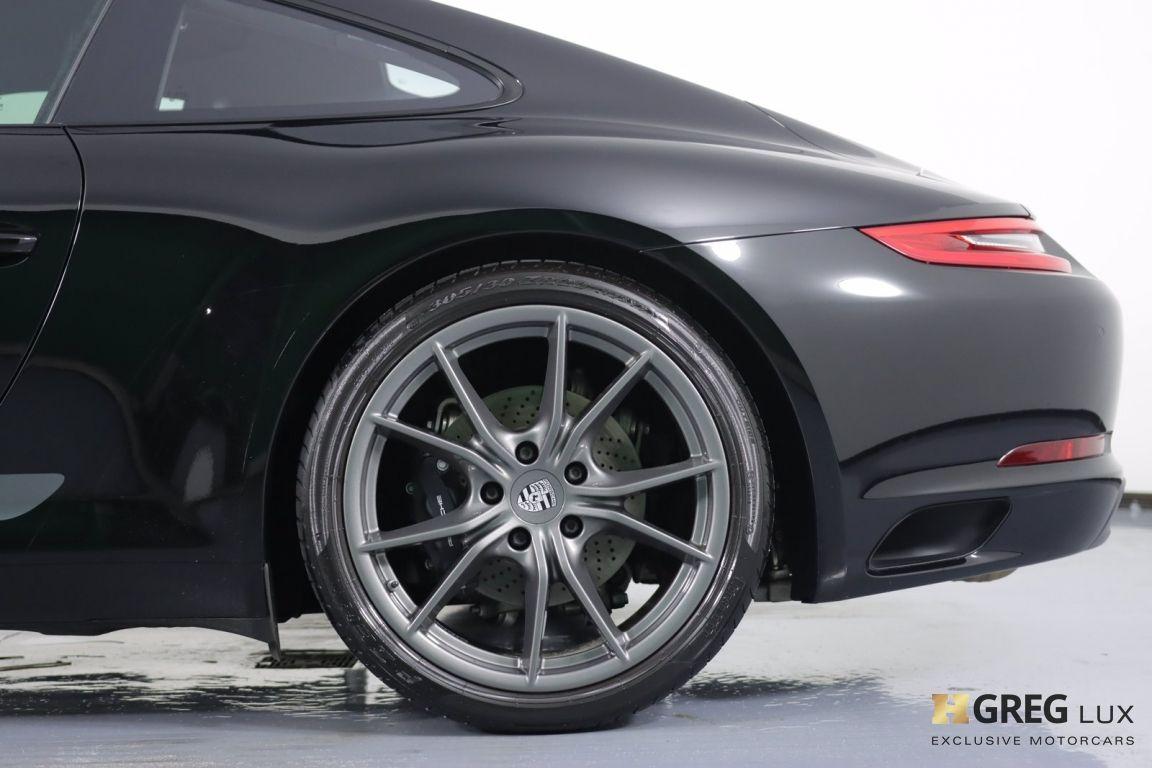 2019 Porsche 911 Carrera T #24